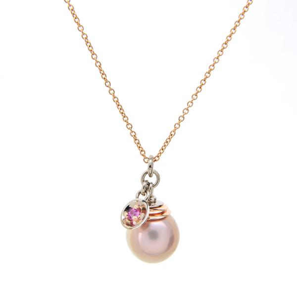 pink pearl pendant lge6656